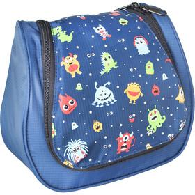 Grüezi-Bag Toilettas Kinderen, blauw
